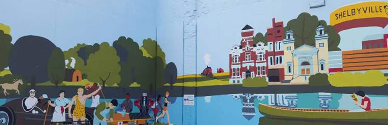 Downtown Community Mural
